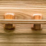 Wood Bar Handle