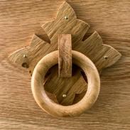 Wood Ring Handle