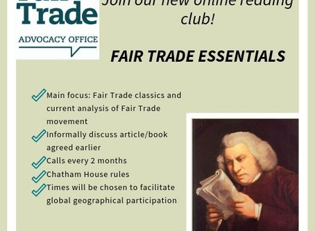 Join the FTAO's Online Reading Club!