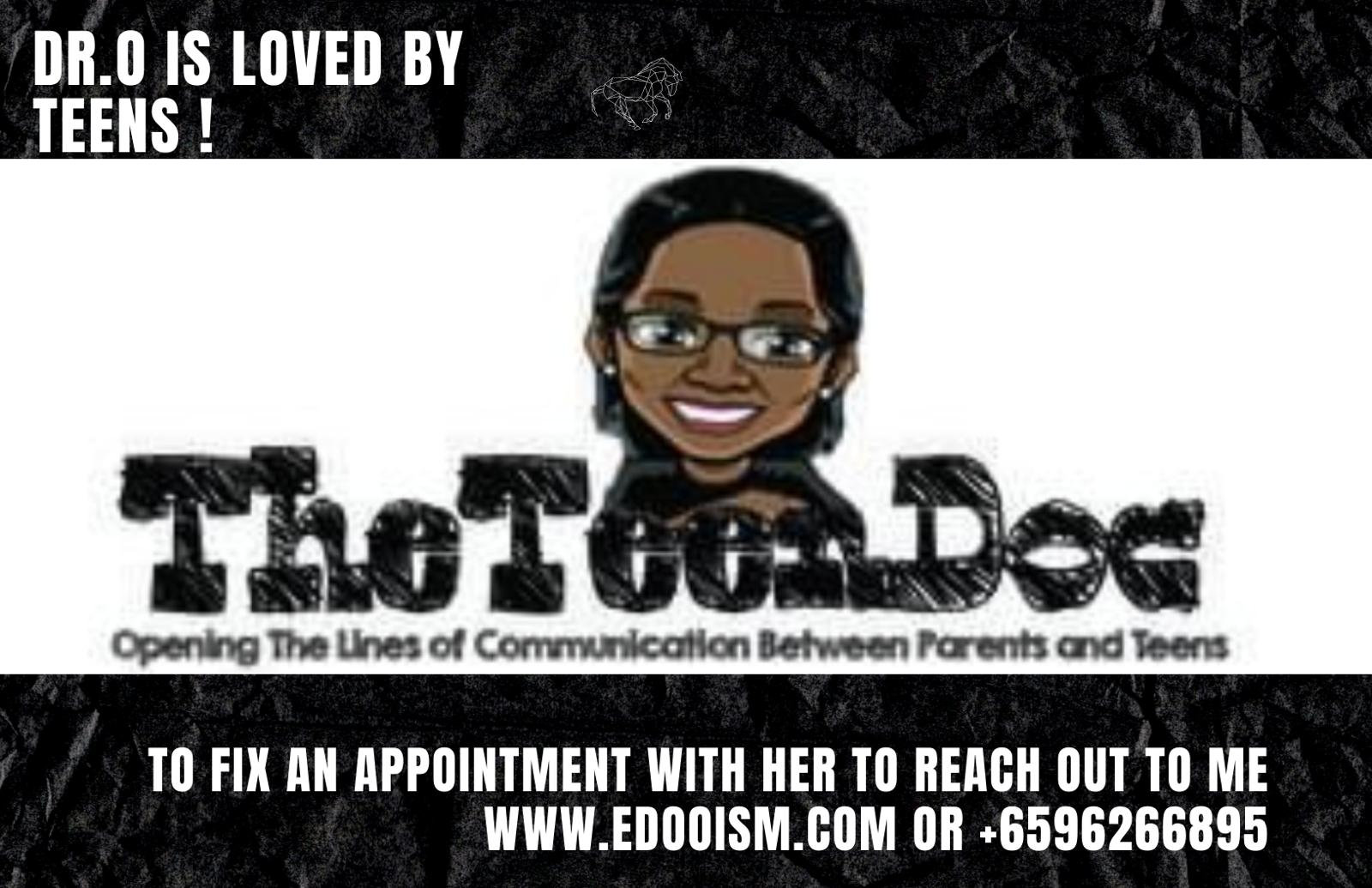 Counselling By Doctor Adekemi Oguntala