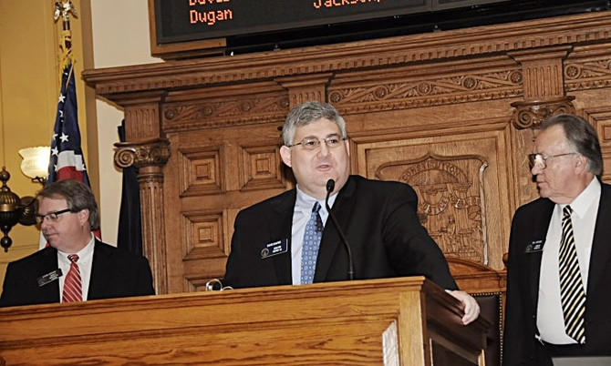 Shafer Dominates GOP Lieutenant Governor Straw Poll