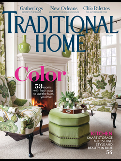 Traditional Home April 2017