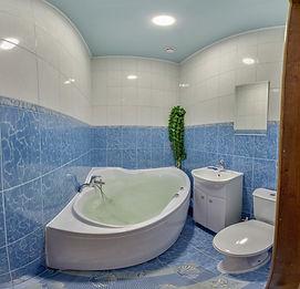 Номер с гидромассажной ванной