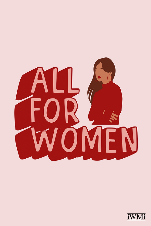All for Women Poster