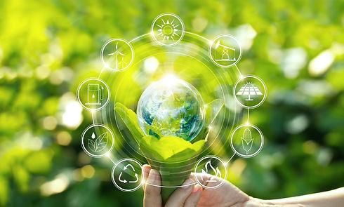 Développement de projets d'énergie renouvelable et de solutions vertes