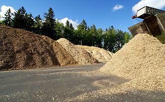 Biomasse - résidus de scierie