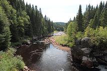 Quebec Rivière Montmorency