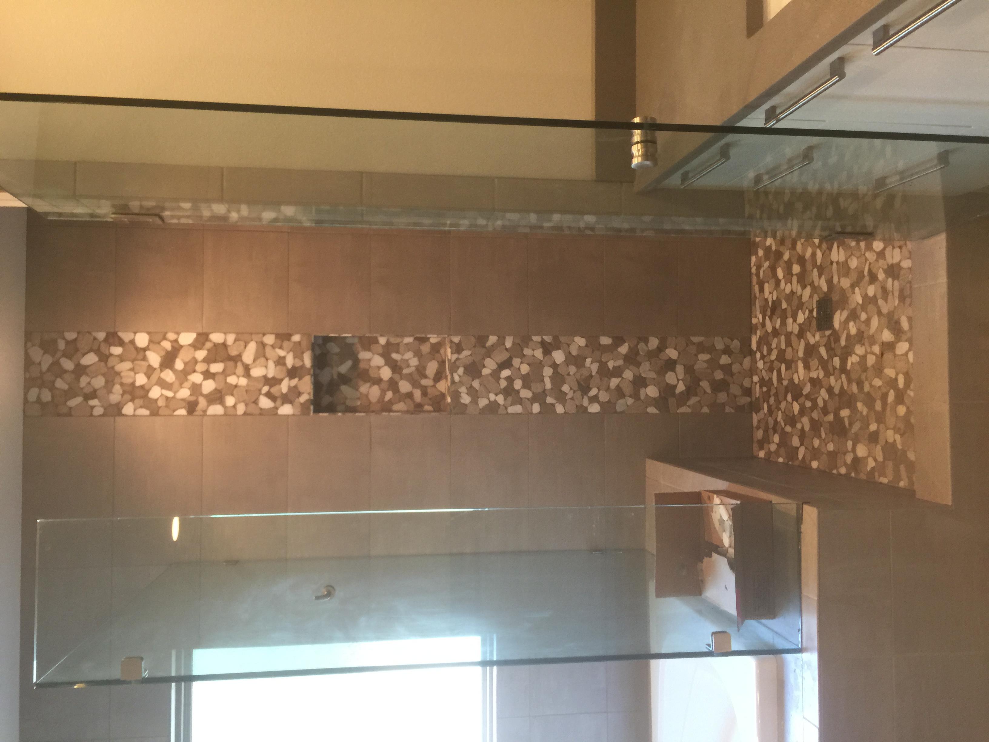 Shower Ceramic Installation