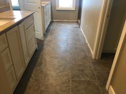 Ceramic Tile In Bathroom