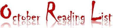 October Reading List