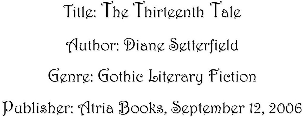 The Thirteenth Tale Details 3