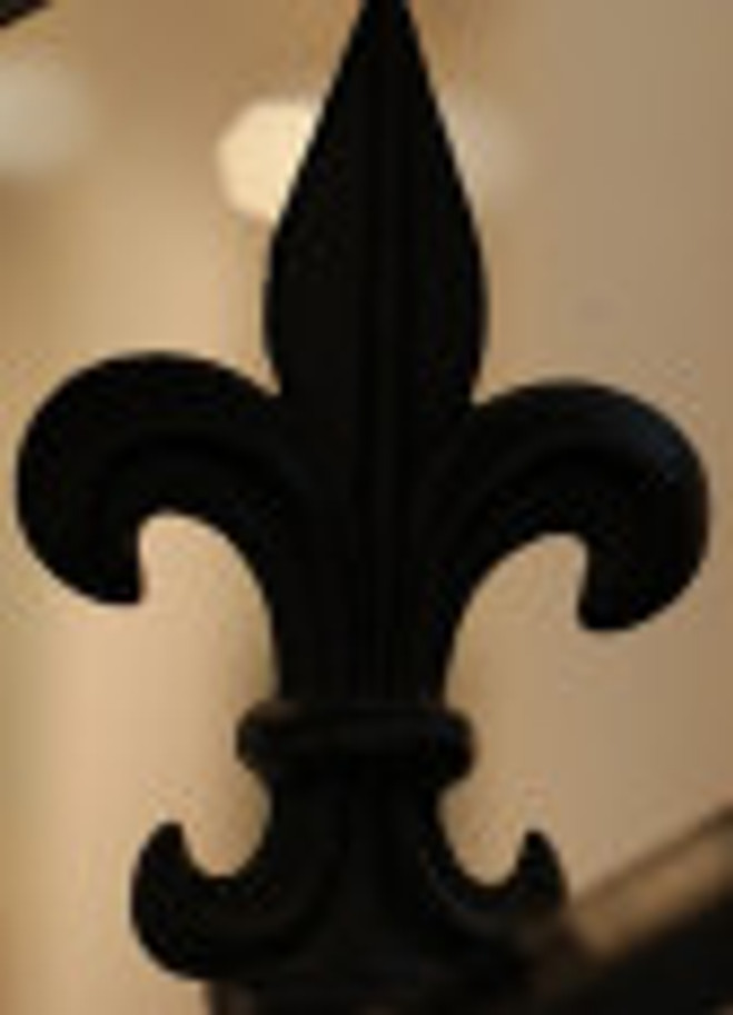 New Orleans Wrought Iron Gate