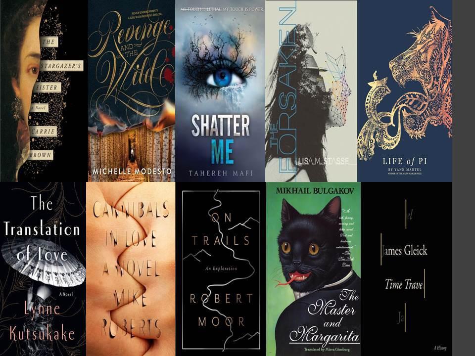 Wordpress Post - Book Covers
