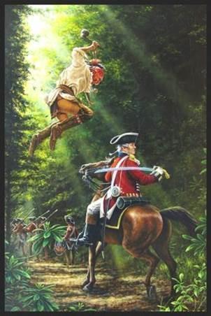 Iroquois Ambush