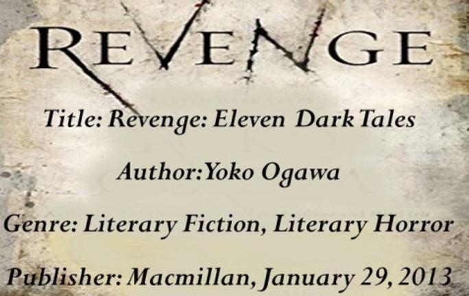 Revenge Yoko Ogawa Book Details