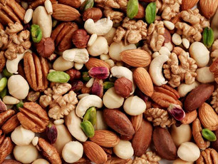 Crazy About Nuts