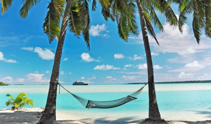 Island in Carribean
