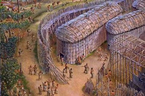 Iroquois Village 7