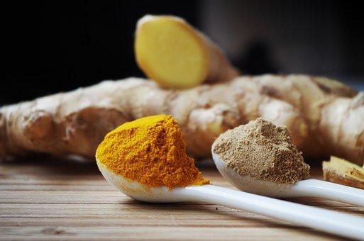 Ginger, Powder, Cooking, Ingredients