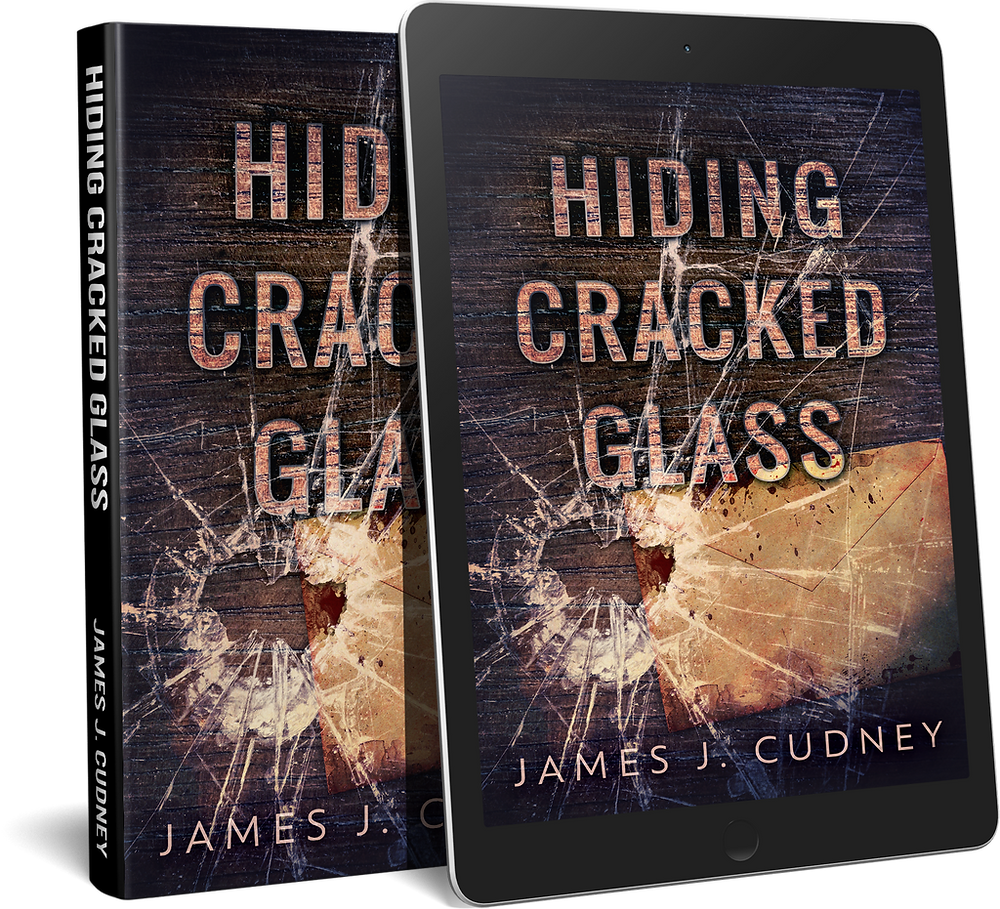 This image has an empty alt attribute; its file name is james-cudney-hiding-cracked-glass-promo-hardback-ereader.png