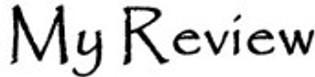 Tayari Jones My Review