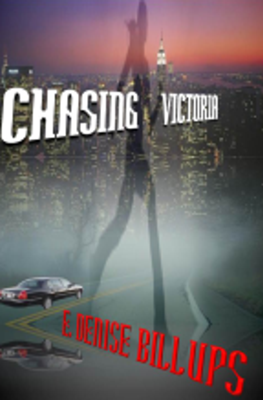 Book 2 -Chasing Victoria 6-30-2015
