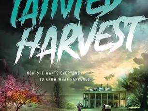 Cover Reveal – Tainted Harvest: Simone Doucet Series (Book 1)  by E. Denise Billups @DeniseBil