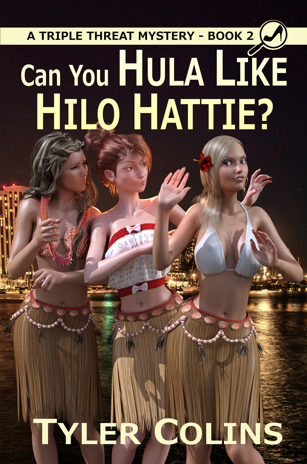 Tyler Collins - Can You Hula Like A Hilo Hattie