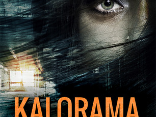 New Cover Reveal For Kalorama Road