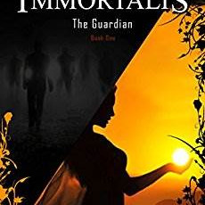 Book Review: Immortalis: The Guardian by Leah Lozano