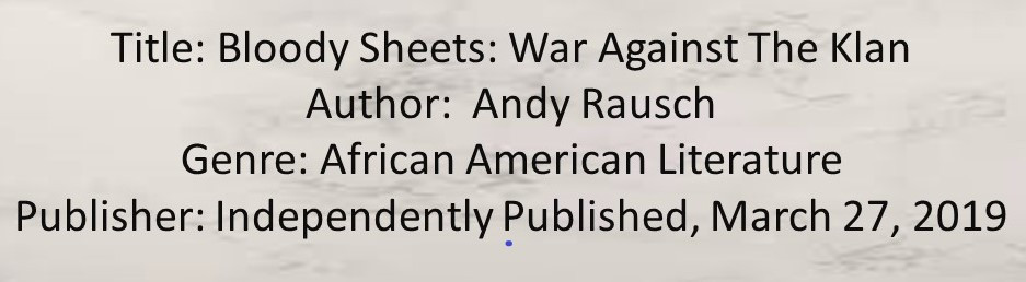 Bloody Sheets Book Details