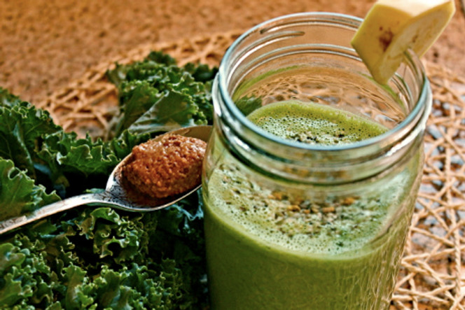 Almond Kale Delight