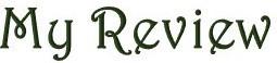 Widow Walk My Review 2