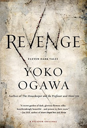 Yoko Ogawa Revenge Book Cover