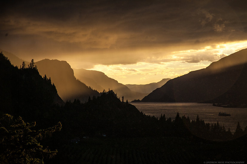 Stormy Gorge