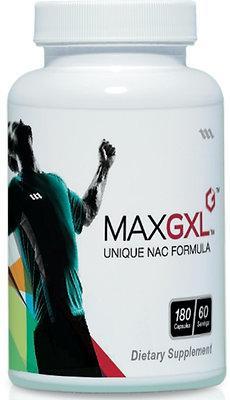 Max GXL 180 capsules