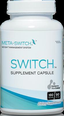 Meta Switch (weight loss) 180 capsules