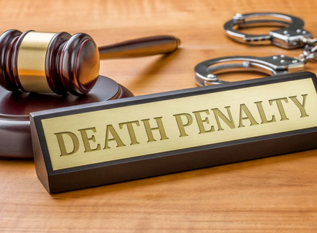 Death Penalty : A Need Of The Present Society