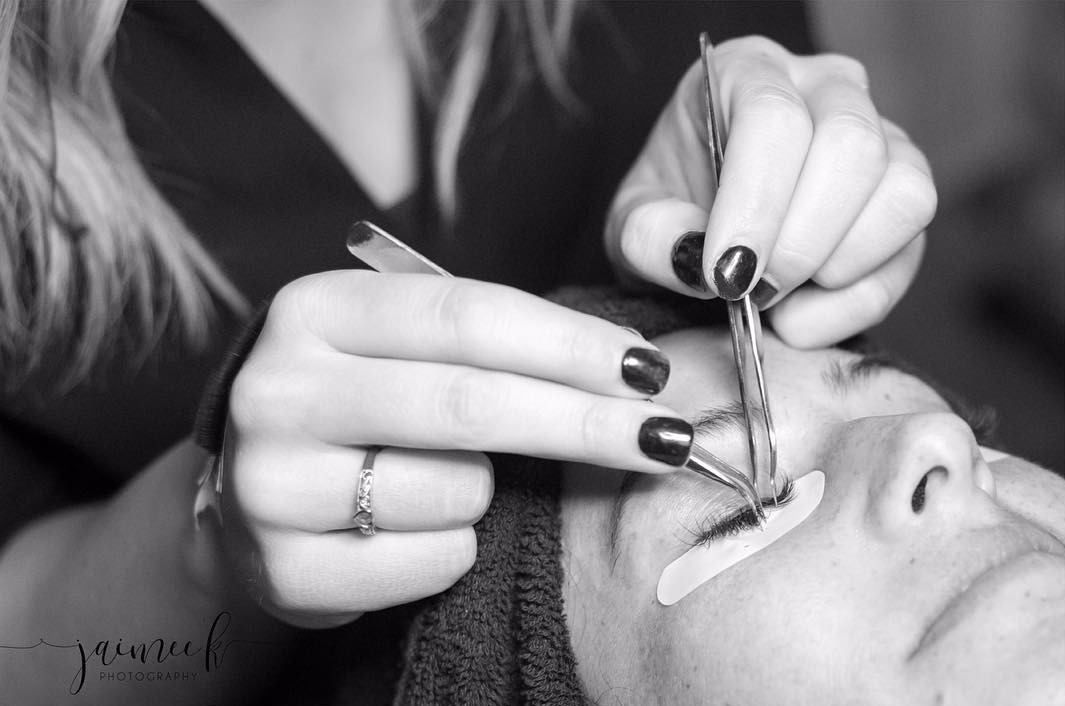 Eyelash Extensions Boston