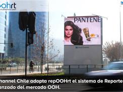 Clear Channel Chile adopta repOOHrt, el sistema de Reportes PoP más avanzado del mercado OOH.