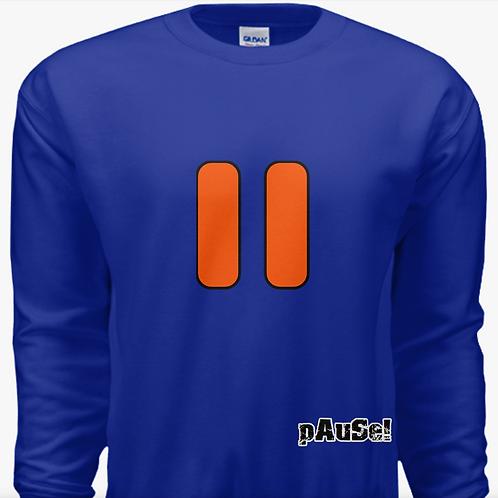 """Pause"" Sweatshirt"