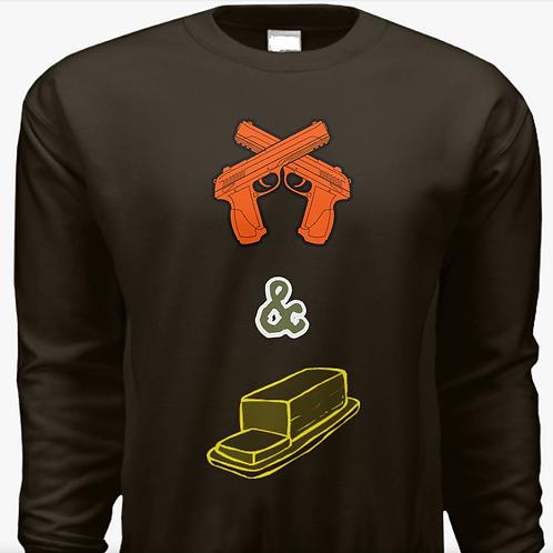 """Guns&Butta"" Sweatshirt"