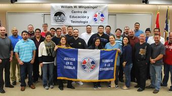 First Spanish Organizing I Program Kicks Off 2015 at W3 Center
