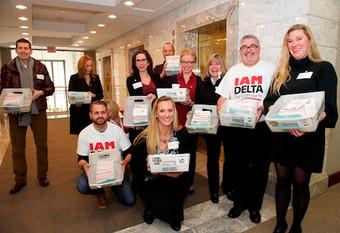Delta Flight Attendants, IAM File For Historic Election