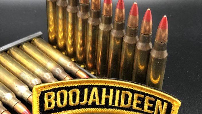 Embroidered Boojahideen Tab