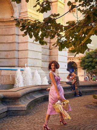 Maria Vigheciu Sephora Campaign | ArtBakers.ro