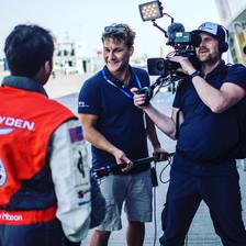 Markus Büttner mgo-media.de Working @ Red Bull Air Race