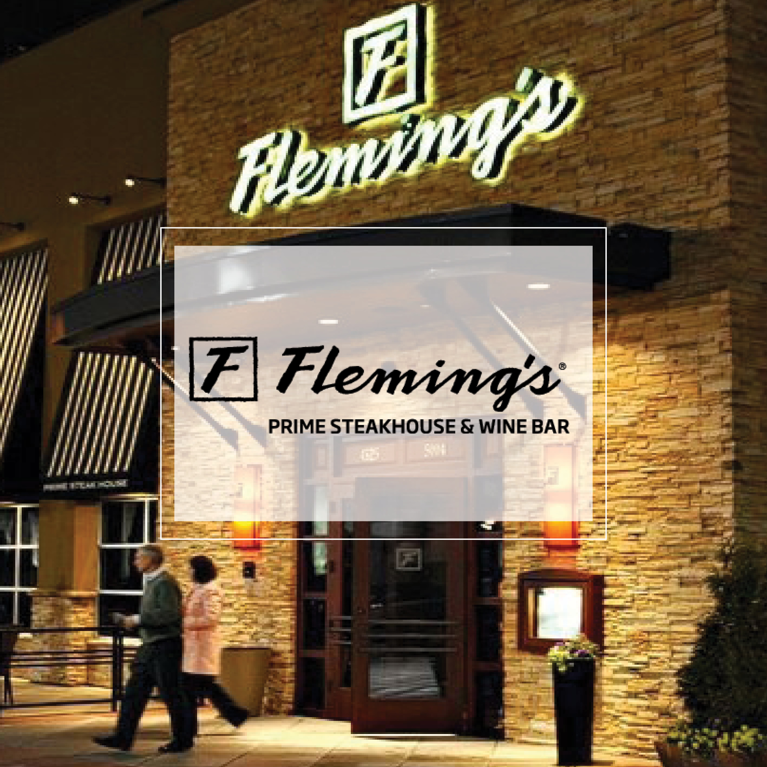 Flemings Steakhouse Dellagio orlando