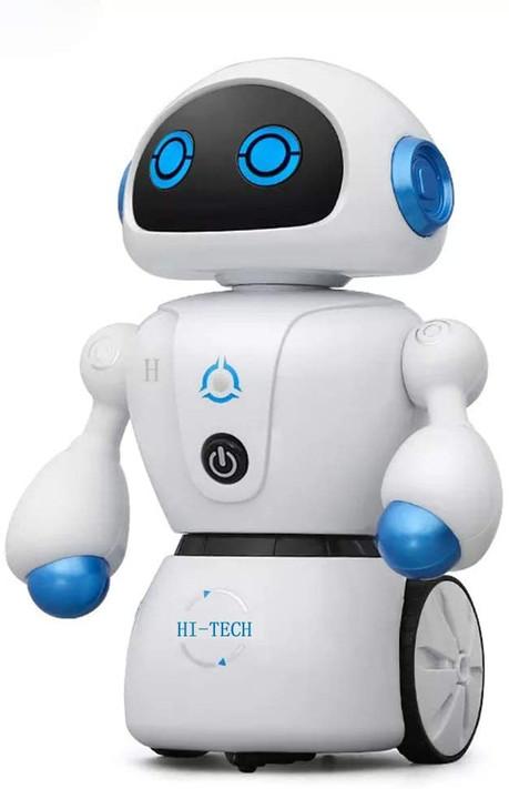 Hi-TECH Wireless Interactive Robot Review