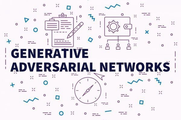 Generative Adversarial Networks(GAN) logo